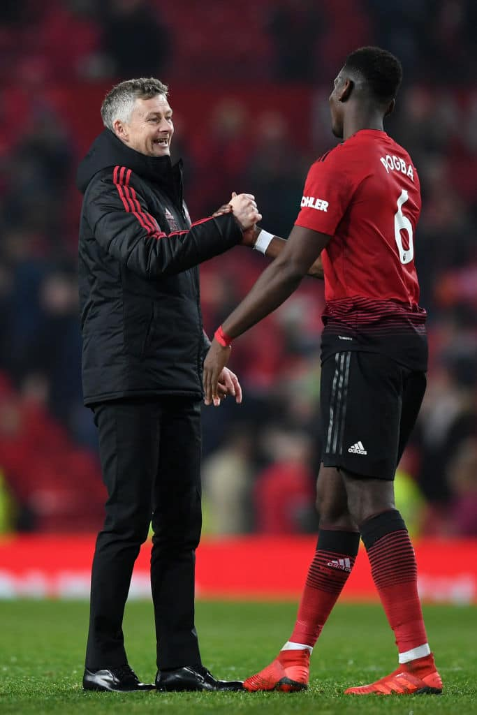 Ole Gunnar urges Lukaku and Sanchez to emulate Pogba as they return to action for Man United