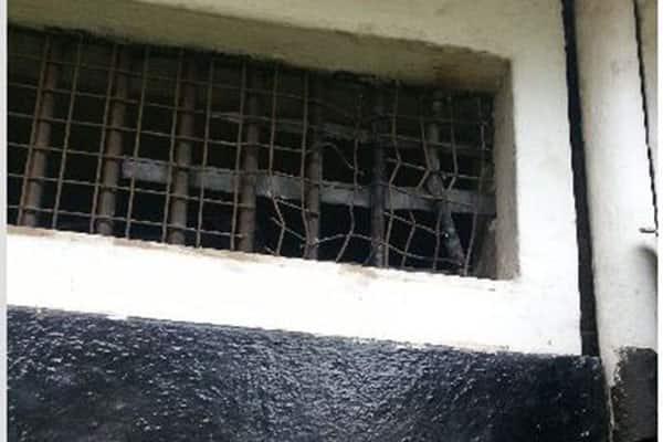 Mahabusu aliyempaka polisi kinyesi na kutoroka akamatwa