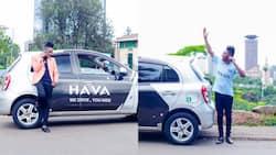 Eric Omondi Lands Taxi Job at Hava, Promises Huge Discounts to Clients