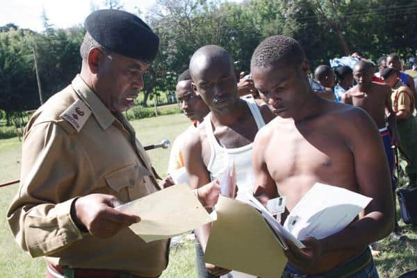 Kenya Police recruitment 2021: dates, requirements, application forms, centres