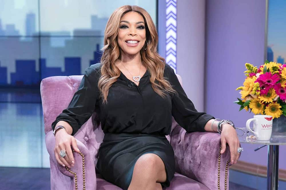 Wendy Williams says ex-husband was a serial cheater but could not divorce him