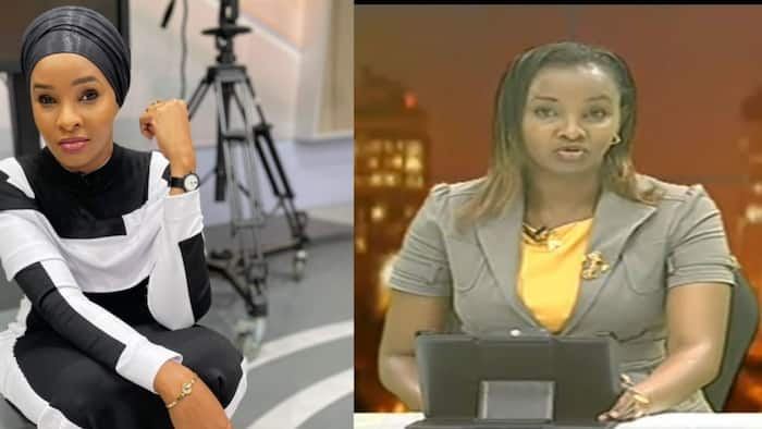 """Lulu Hassan Fondly Remembers Working for KTN 9 Years Ago: """"Memories"""""""