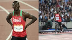 Mark Otieno: Huge Blow to Team Kenya as 100m Hopeful Suspended for Doping Hours before Heats