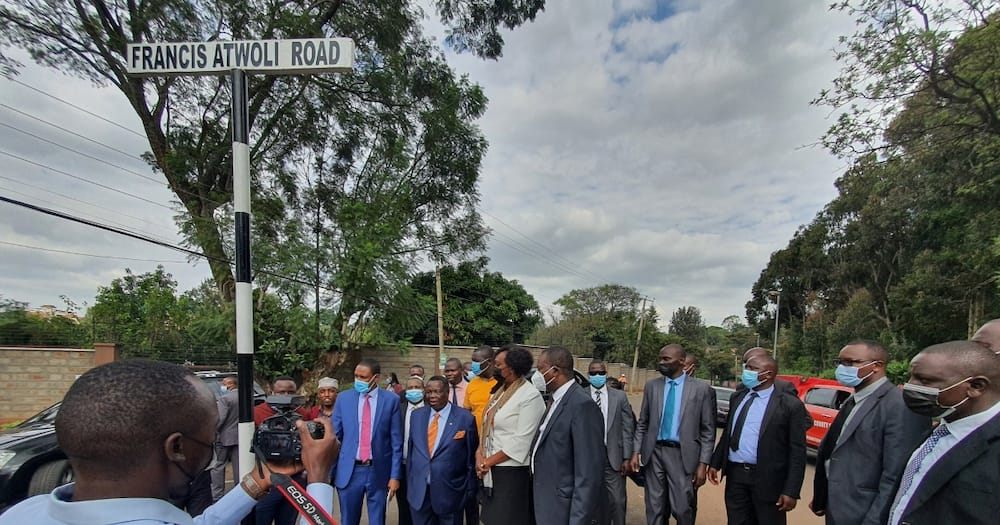 Francis Atwoli Road: Nairobi DG Anne Kananu Names City Street after Trade Unionist