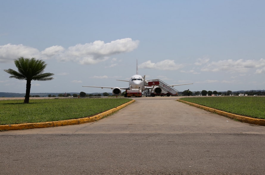 Kenya becomes first African country to install solar at airport to combat pollution