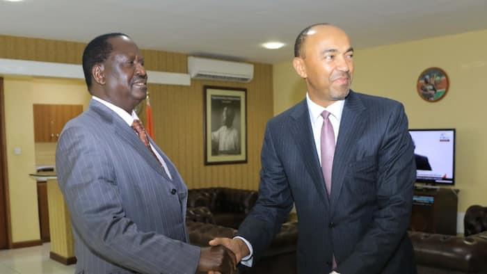 Wabunge Mlima Kenya Wapendekeza Peter Kenneth Kuwa Mgombea Mwenza wa Raila