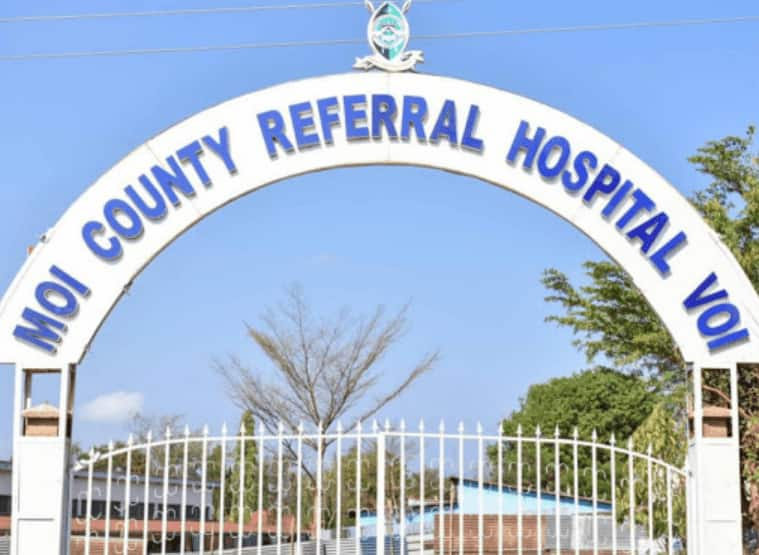 Hospitals in Taita Taveta county