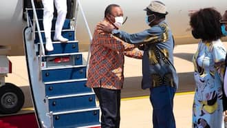 Mt Kenya Leaders Assure Raila Odinga of Their Support Come 2022