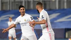 Real Madrid Warm up for Liverpool Clash with Routine Win Over Eibar