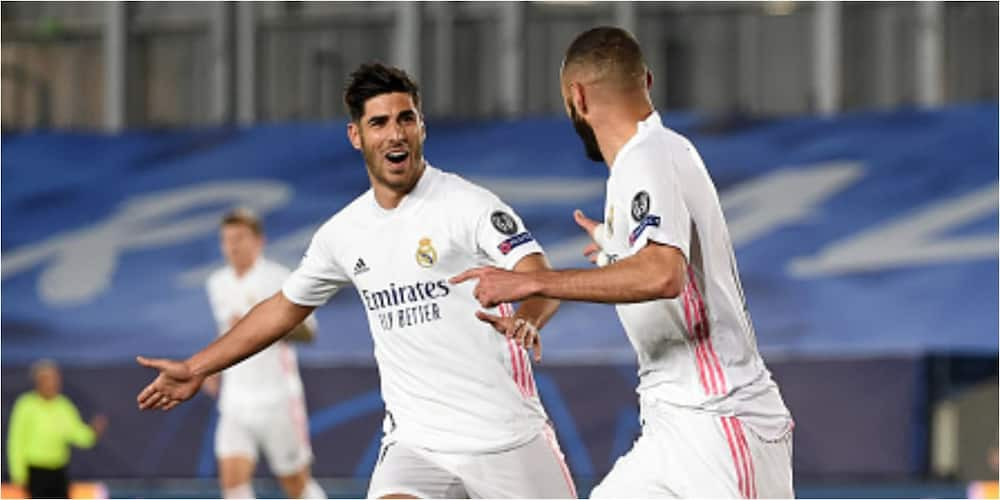 Real Madrid cruise to victory against Eibar ahead of Champions League clash with Liverpool