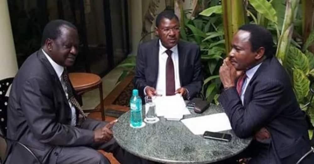 Kalonzo said Raila had failed to reciprocate the support to him.
