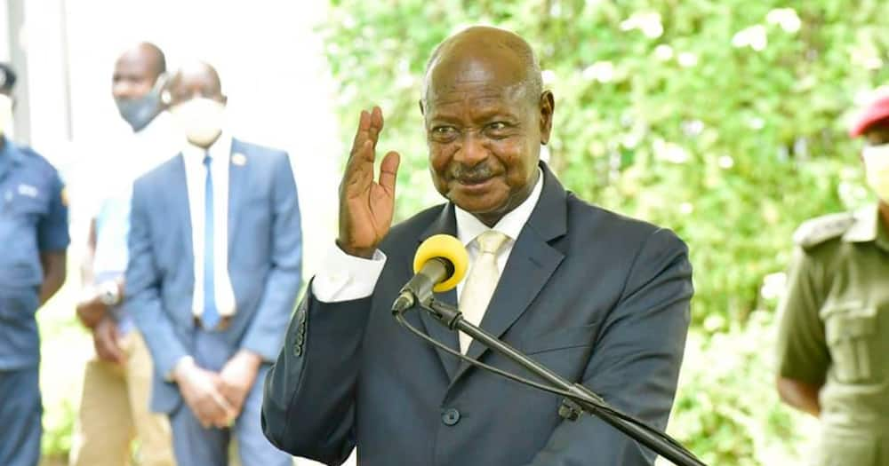 Uganda election: Museveni in early lead as vote counting continues