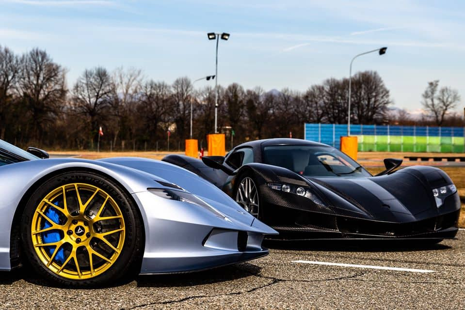 Most expensive electric cars at the moment