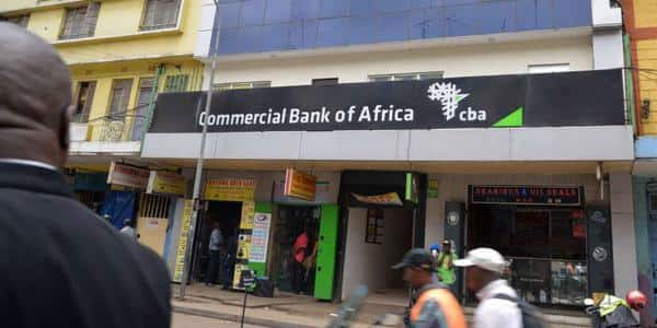 Details of Commercial Bank of Africa branches, contacts, SWIFT code, and PayBill Kenya
