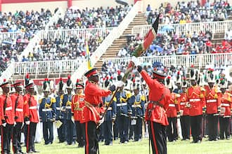 Jamhuri Day celebrations will be held at Nyayo Stadium tomorrow, is it even complete?