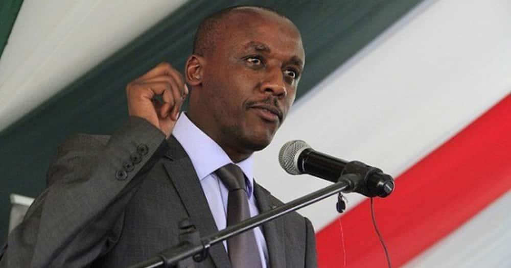 Kivutha Kibwana, Senator Mutula Jr in another online spat over Wiper party politics