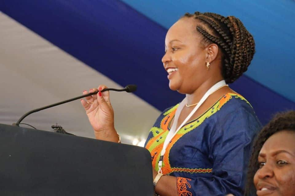 Anne Waiguru tells William Ruto Kikuyus can't be bought to support his 2022 ambition