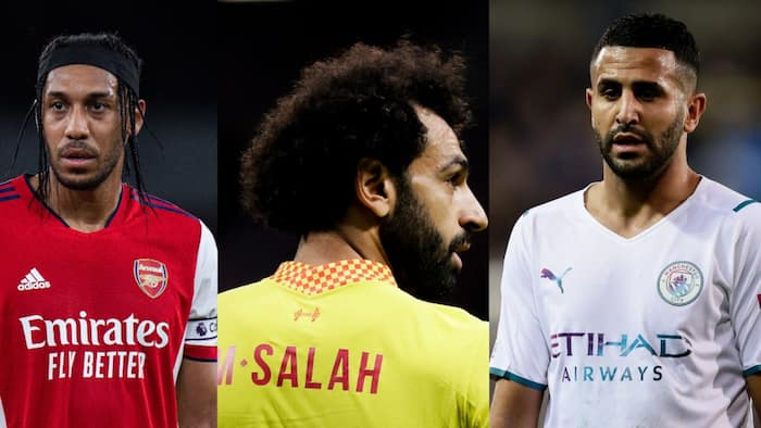 List of All African Stars Set to Miss Epl Action in January Due to Afcon Duty