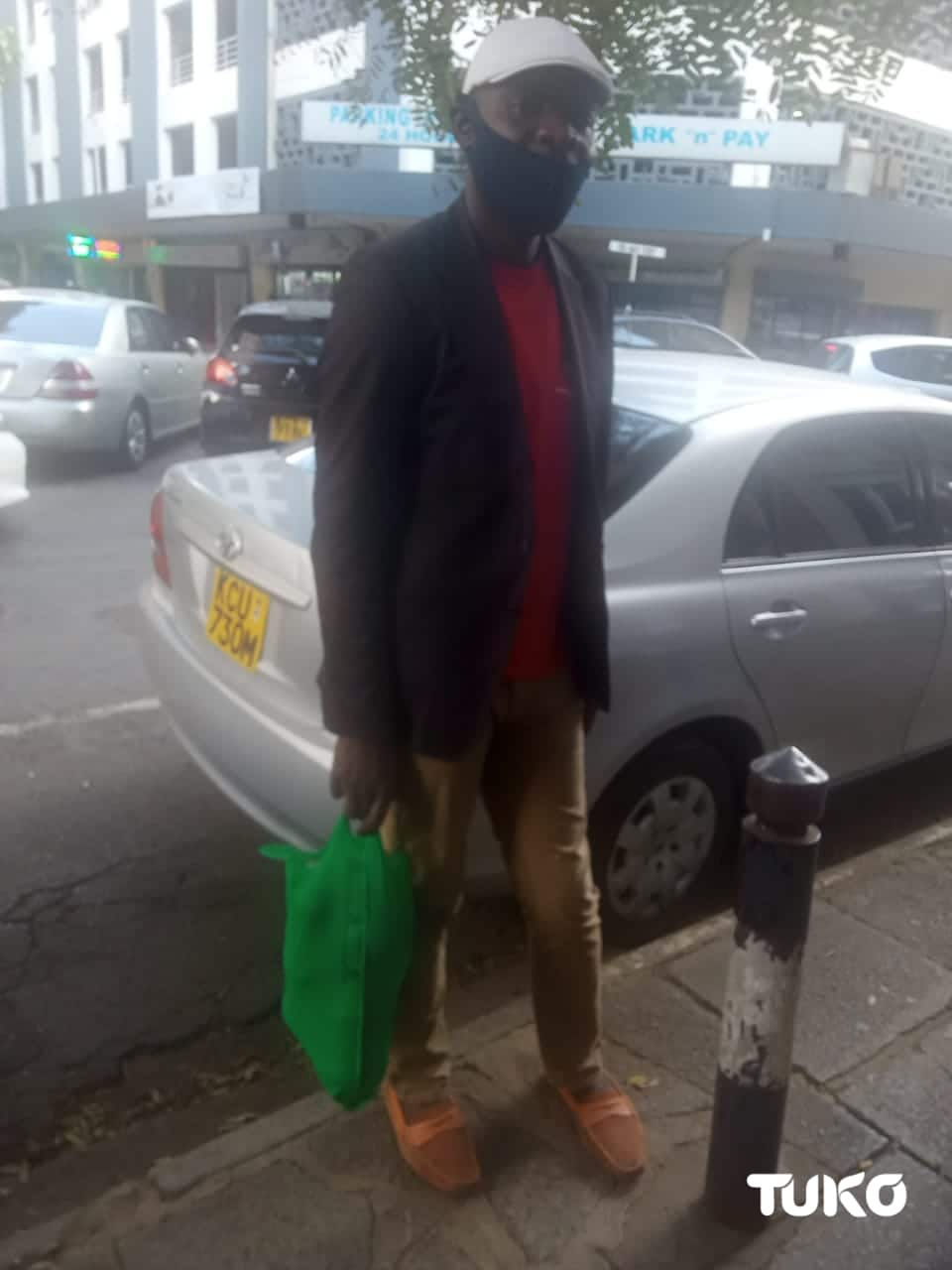 Maisha yabadilika kwa aliyekuwa dereva wa Kidero, sasa anauza avocado