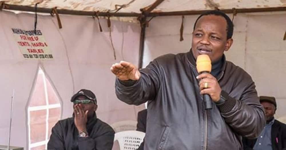 Ngunjiri Wambugu asks DCI to investigate phrases 'Watu fulani', 'Watu wengine' used by Ruto, Sudi