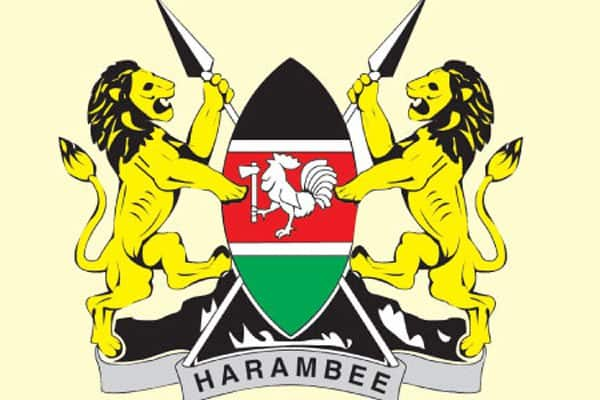 Coat of Arms Kenya logo, symbol meaning and history