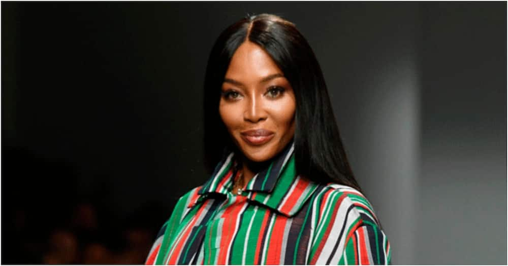 Naomi Campbell called Elsa Majimbo her sister while celebrating her as she turned 20 years old. Photo: Getty Images.