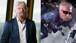 """Richard Branson Shares Breathtaking Video of His Space Adventure: """"I Was Once a Child With a Dream"""""""