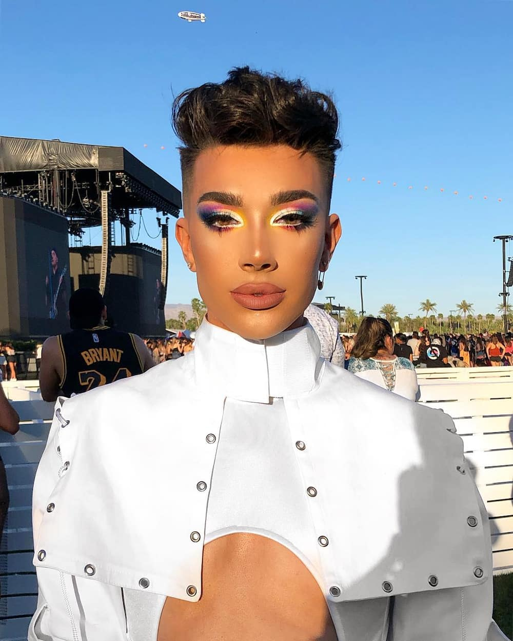 James Charles gender, brother, net worth, rise to fame