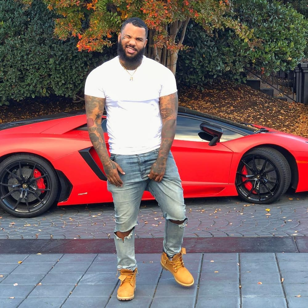 The Game net worth according to Forbes