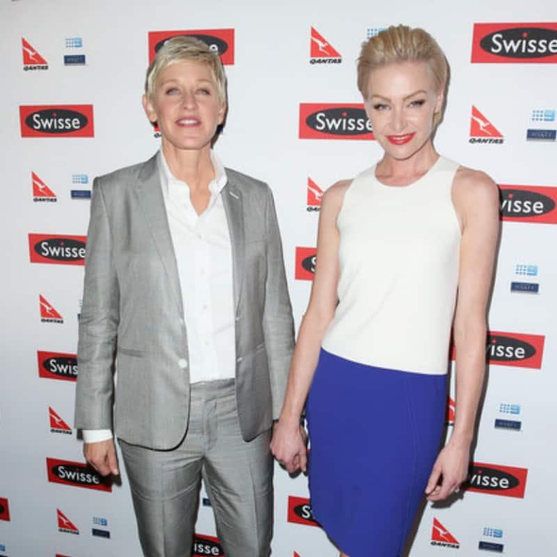 Ellen DeGeneres wife age