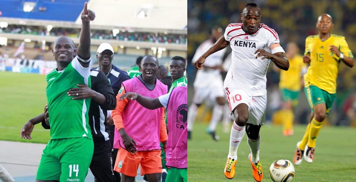 Dennis Oliech sends KPL clubs plea to sign him ▷ Kenya News