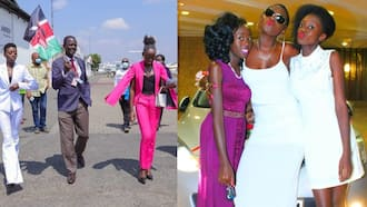 Akothee Elated as Daughters Launch Flights to Various Destinations, Urges Single Mothers to Educate Their Kids