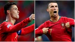 Cristiano Ronaldo awapeleka Ureno fainali ya Uefa kwa kuitandika Uswizi 3-1