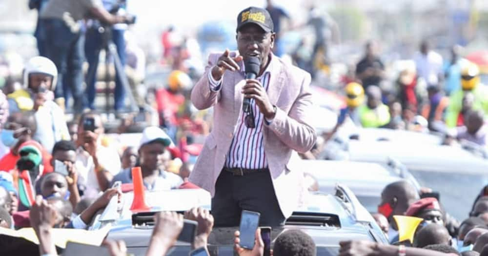Ford Kenya Is a Village Party, It Can only Win Seats in Kabuchai, William Ruto