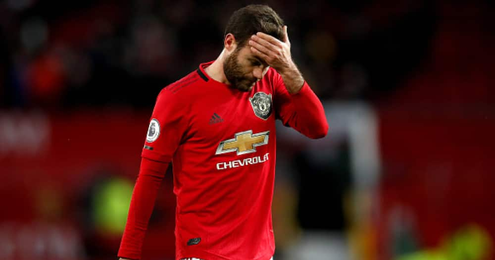 Juan Mata on verge of Man United exit after six years at Old Trafford