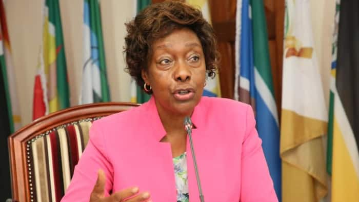 Charity Ngilu Discharged from Nairobi Hospital Where She was Admitted with COVID-19