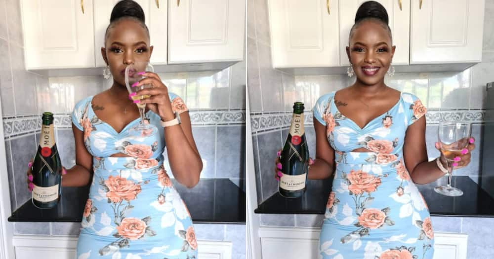 Maria actress Maggie hypnotises fans with hourglass shape in colourful dress
