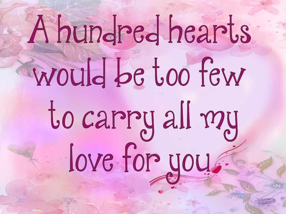Nice Valentine Day quotes for her and him.