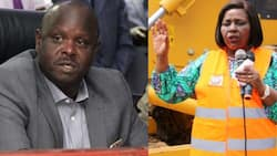 Isaac Ruto: Netizens disappointed as former Bomet governor not given chance to eulogise Joyce Laboso