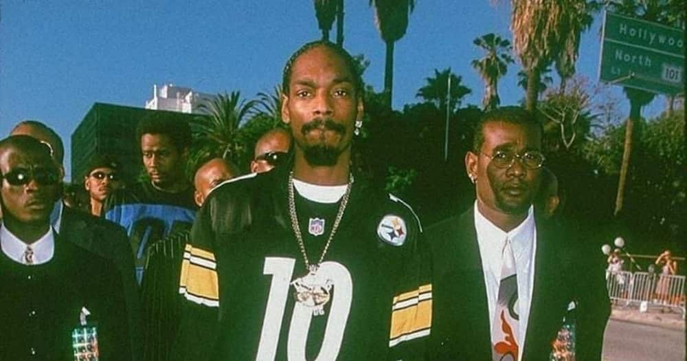 Snoop Dogg was of the biggest rap influences of his time Photo: Snoop Dogg