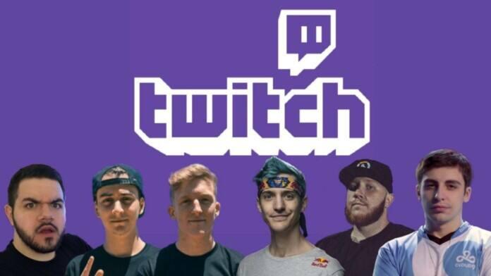 richest Twitch streamers