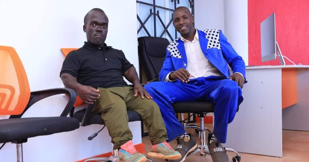 I'm always overwhelmed by the Holy Spirit, Embarambamba explains the force behind his stunts