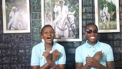 Guardian Angel, Esther Musila Impress Fans with Synchronised Dance Moves to Their Latest Song