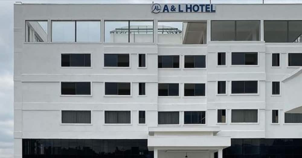 Alfred Mutua owns a hotel in Machakos named after him and his ex-wife Lilian.
