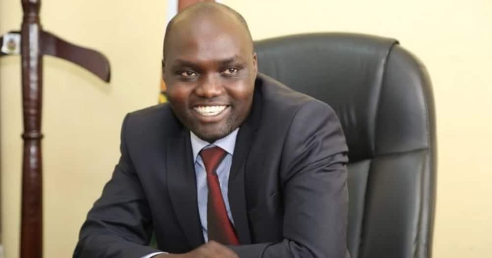 Elgeyo Marakwet deputy governor Wesley Kipyegon arrested