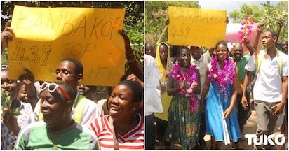 Girl child shines in KCPE exams amid high teen pregnancies in Kilifi
