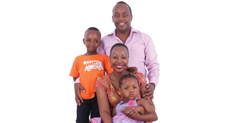 Widowed Kenyan Celebrities Singlehandedly Raising Their Kids