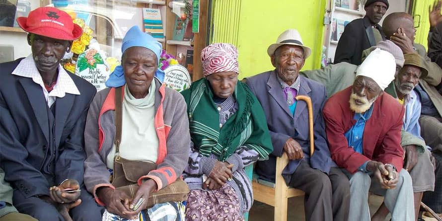 Wakongwe wanufaika pakubwa na tangazo la Rais Kenyatta