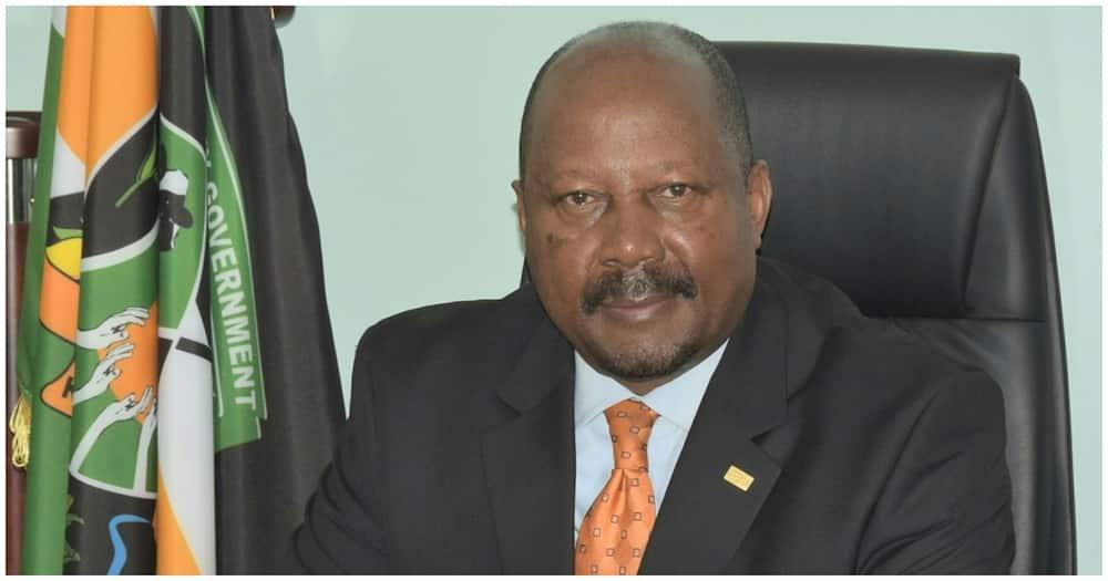 Murang'a Deputy Governor Maina Kamau. Photo: Maina Kamau
