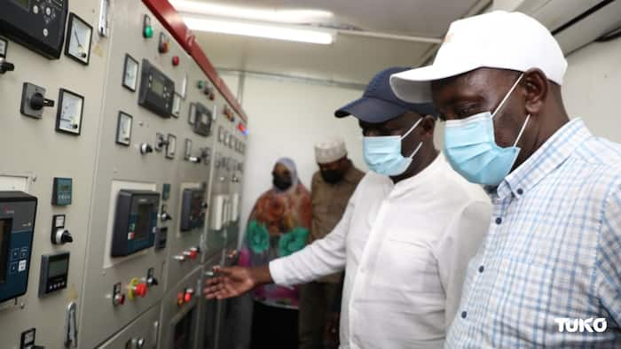 Garissa: Hulugho Town Gets Connected to Electricity for the First Time Since Independence